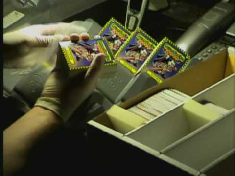 Garbage Pail Kids Flashback Box Break Video