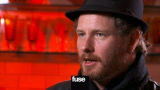 STONE SOUR interview On FUSE