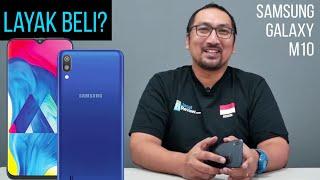 1 Jutaan, Murah, Menarik?: Hands-on, Unbox, Preview Menu Samsung Galaxy M10