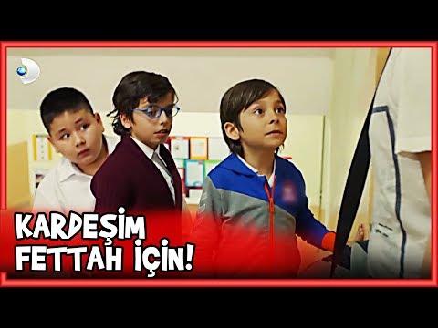 Mehmetcan Fettah'a Sataşan Çocuklara Gününü Gösterdi - Küçük Ağa 10. Bölüm