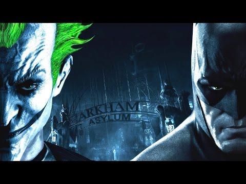 Batman: The Complete Arkham Saga (Origins, Asylum, City, Knight, Cold Cold Heart) 1080p HD