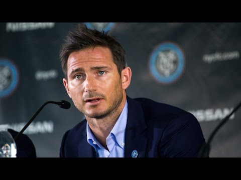 Frank Lampard - Welcome to Manchester City!