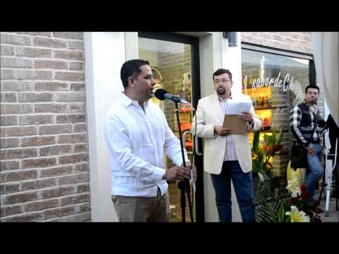 Inauguracion de Boutique de Quesos del Establo de Villa en Comitan
