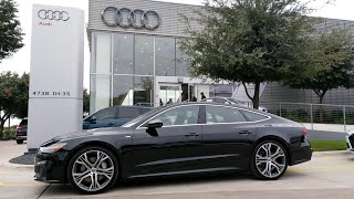 2019 Audi A7 Prestige Quick Drive and Price