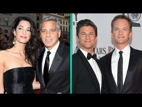 George Clooney Will Marry Amal Alamuddin in Venice