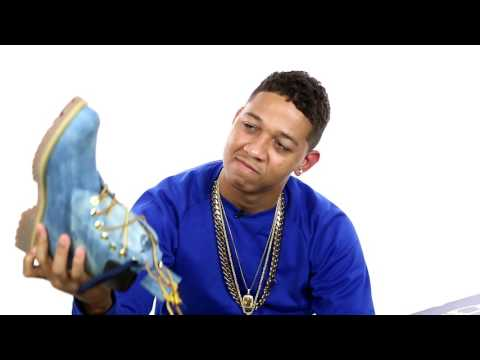 Timberland Denim Boot Presented by Jimmy Jazz and 21 Savage Unboxing by Lil Bibby