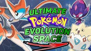 Ultimate Pokemon Evolution Tree: How EVERY Pokemon Evolves EXPLAINED!  |  #8 Alien Pokemon