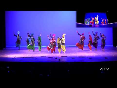 Duke Dhamaka  Bhangra Blowout 2014 video