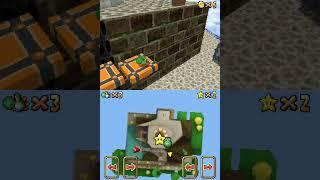 Super Mario 64 DS Speedrun Practice part 5