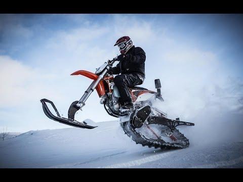 Ktm snowbike kaufen