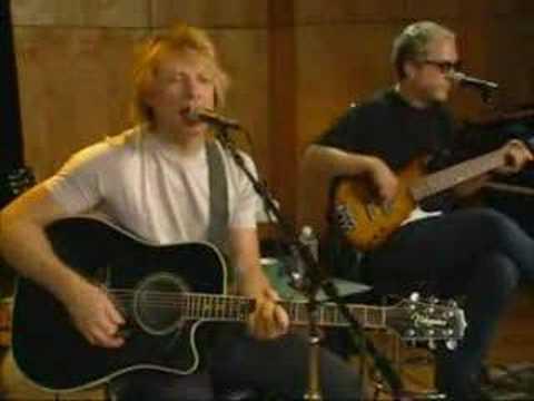 Bon Jovi - Misundestood
