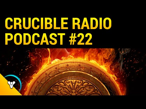 Crucible Radio Ep. #22 - Pulse Rifles and Clutch Survivals (ft. Fallout Plays)