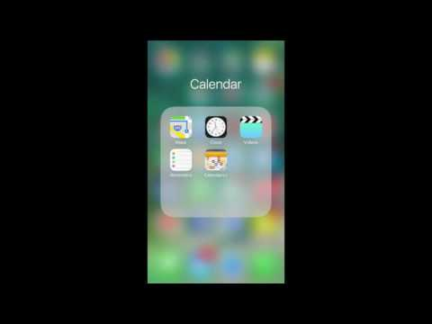How to Uninstall   Delete Apps in iOS 10