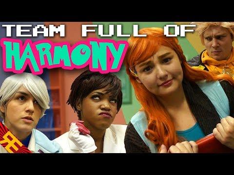 Team Full of Harmony: A Pokemon Go Musical