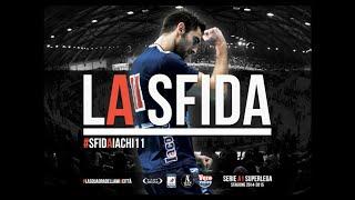 #SFIDAIACHI11 - LA PROVA