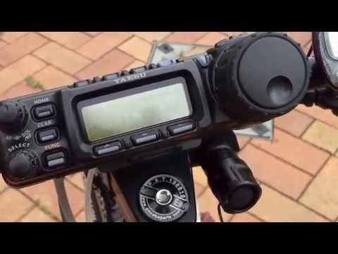 My Ham Radio DX Bike