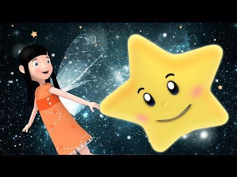 Twinkle Twinkle Little Star - Children Nursery Songs Kids Songs Kindergarten Songs Preschool Songs