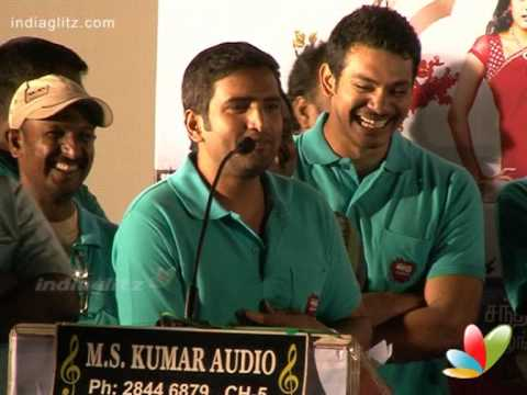 Santhanam shares his working experience with power star | Kanna Laddu Thinna Aasaiya | Audio Launch