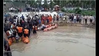 2 Bodies Found after Boat Capsized In Godavari River, Search Operation Underway | NTV