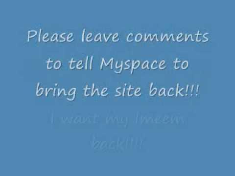 Imeem & Myspace Deal!!!