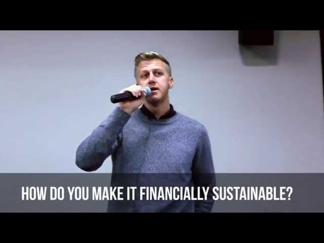 Q&A With Gareth Cliff: How Do You Make It Financially Sustainable?