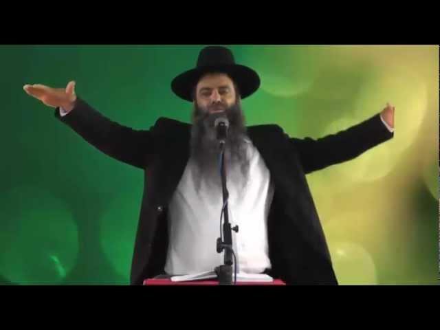 הרב רפאל זר - לזכות לחיים מאושרים - הרצאה חזקה מאוד!
