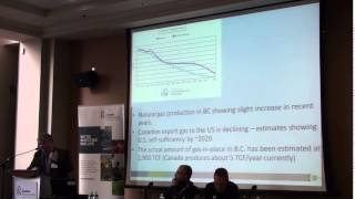 WS2015 - Ken Paulson: Oil and Gas Development in BC – Genomic Opportunities