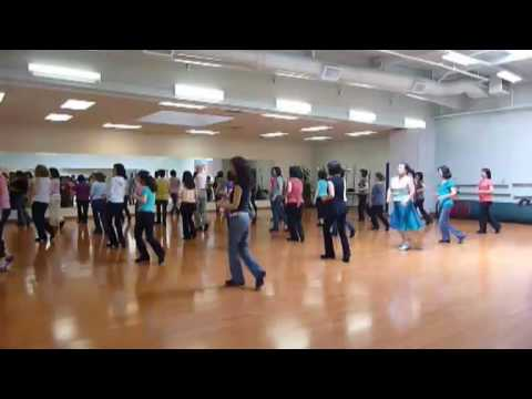 Jesse James - Line Dance (Walk Through & Demo) Video