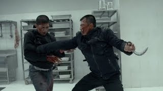 The Raid 2 Final fight scene | The Bloodiest Fight Scene of Iko Uwais |
