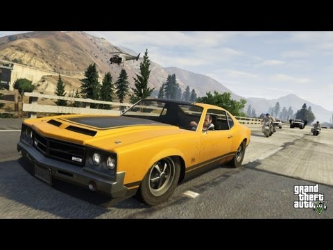 Tivolt GTA V Funny Moments #1