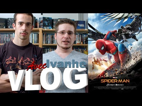 Vlog - Spider-man : Homecoming (avec Ivanhe) thumbnail