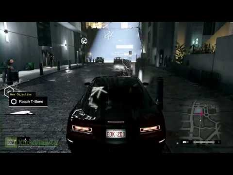 E3 2013: Watch Dogs | First Gameplay Demo [EN] | FULL HD