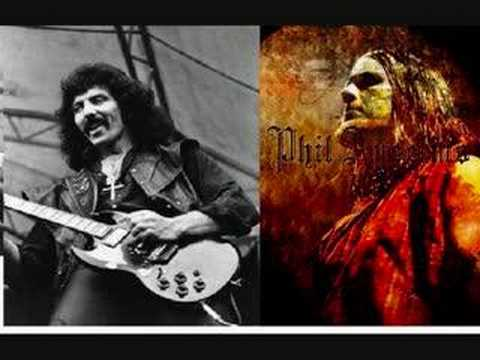 Tony Iommi - The Bastard (Featuring Philip Anselmo)