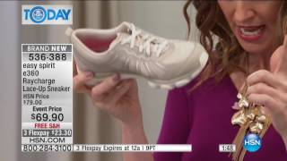 HSN | HSN Today: Easy Spirit Footwear 03.02.2017 - 07 AM