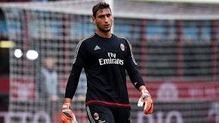 Gianluigi Donnarumma●Great Best Saves●AC Milan●ᴴᴰ