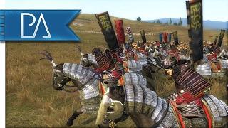 A Battle For Honor: Samurai vs Vikings vs Knights - Thera Total War Mod Gameplay
