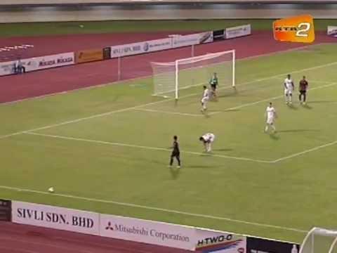 Brunei DPMM FC VS Gombak United FC ( 1st Half )