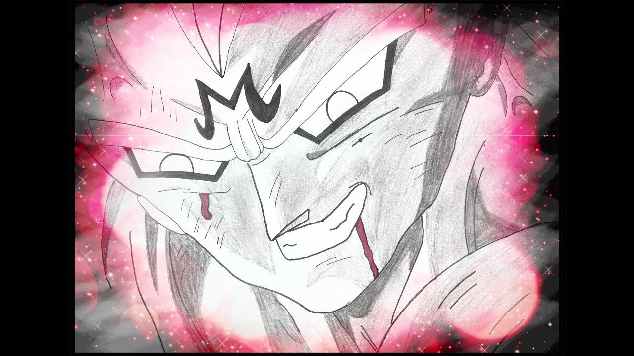 Dragon Ball z Kai Majin Vegeta Majin Dans Dragon Ball Kai