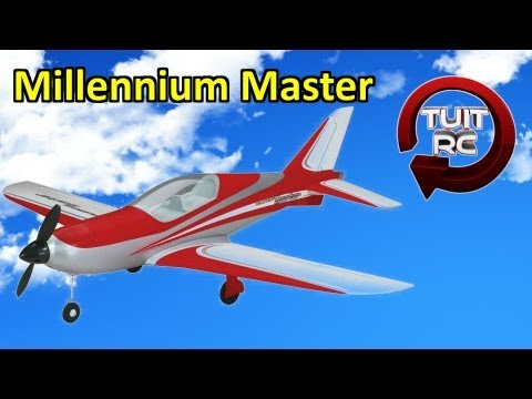 Flyzone Millennium Master RC Airplane Review and Flight
