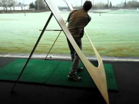 Golf Plane Board Demo Avi Youtube