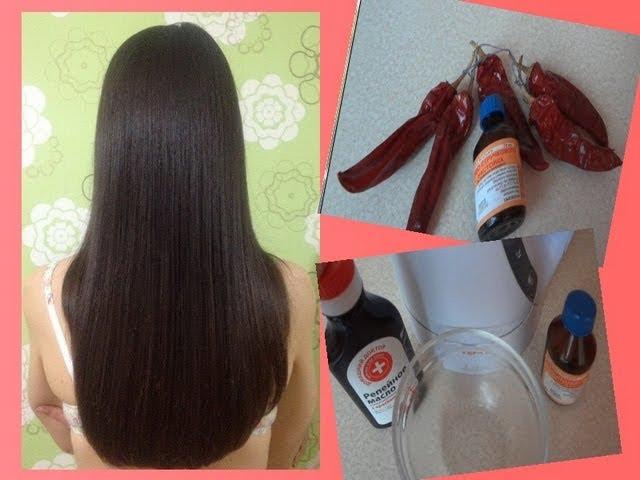 Вырастить волосы за неделю в домашних условиях