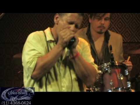 Mitch Kashmar & Igor Prado Trio - Nickels and Dimes - (Sesc Pompéia)