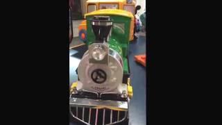 Amutec Rio Grande Train Kiddie Ride (My Version)