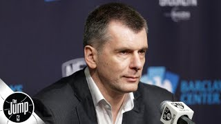 What the Mikhail Prokhorov era meant for the Brooklyn Nets | The Jump