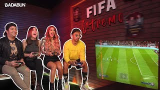 Fifa extremo con YouTubers. No creerás quien ganó