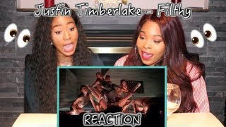 Download Lagu Justin Timberlake - Filthy (Official Video) | REACTION Gratis STAFABAND