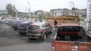 Tour de France - Garage Auto-luttre - Caravane Publicitaire