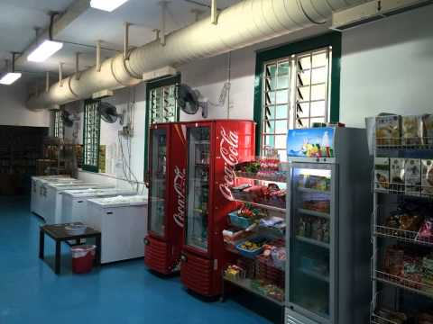 Blk854 ground floor shop space for rent for  grocery,tuition centre