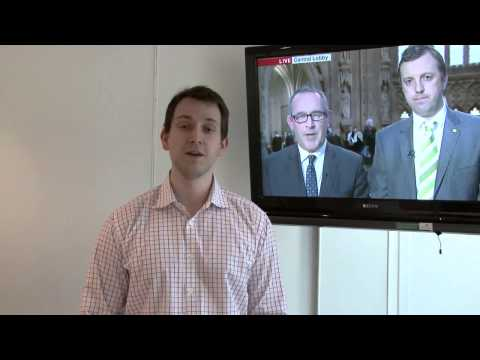 UK Budget 2013 - Labour party perspective