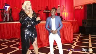 Bwana bwana!!!Jackline Wolper na  MakaVoice Mahaba Full chaji.
